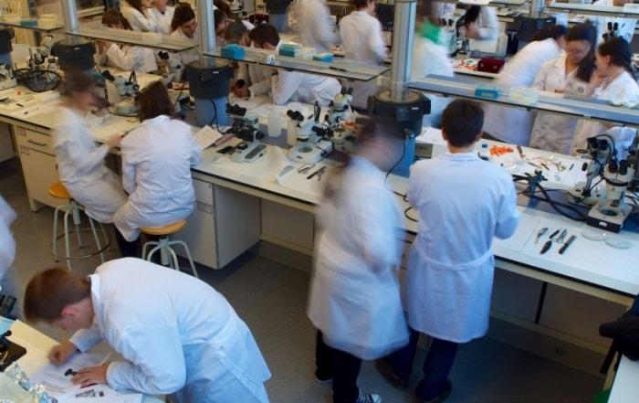 Laboratori de la URV