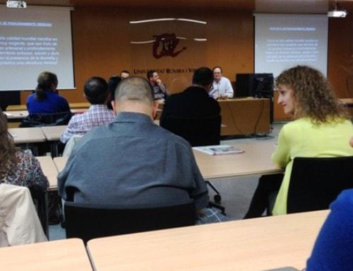 Premicom dóna una beca al Màster de Comunicació de la URV