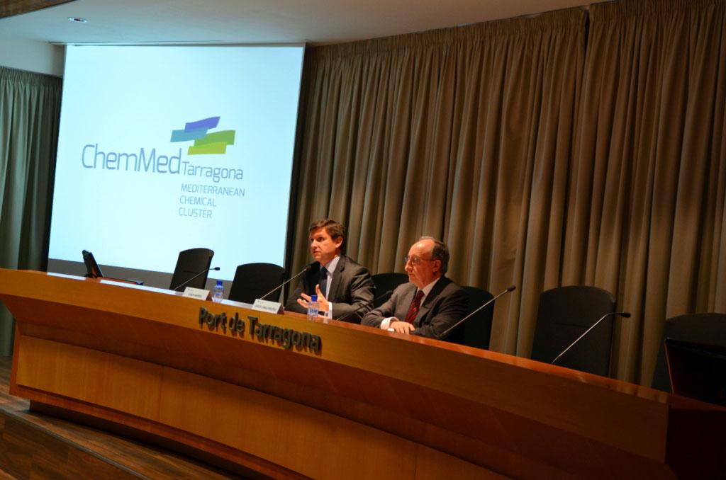 Presentació de ChemMed Tarragona